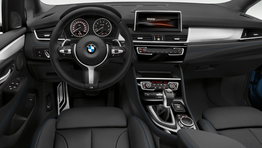 BMW 220d Gran Tourer 3