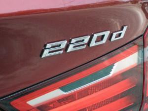 BMW 220d Gran Tourer
