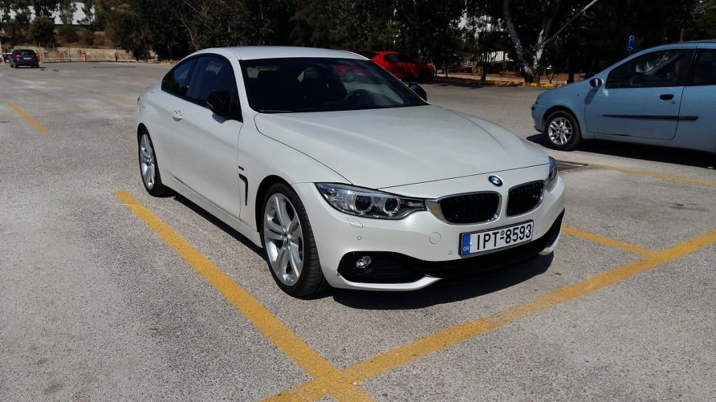 BMW420i 1
