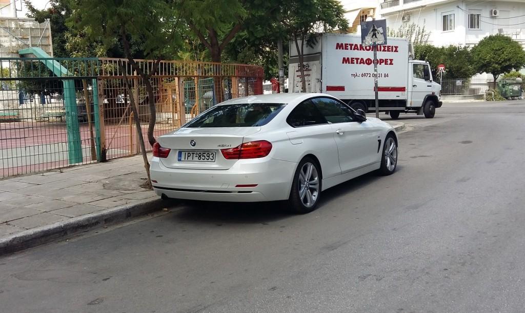 BMW420i 2
