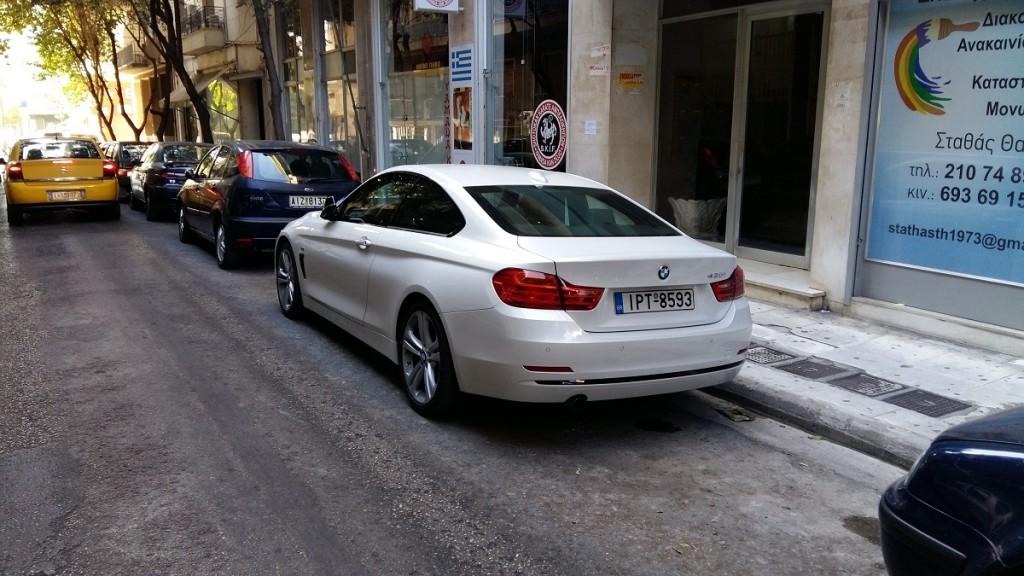 BMW420i 5