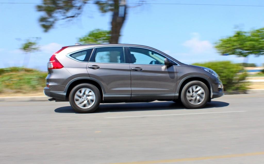 Honda CRV 160PS 3