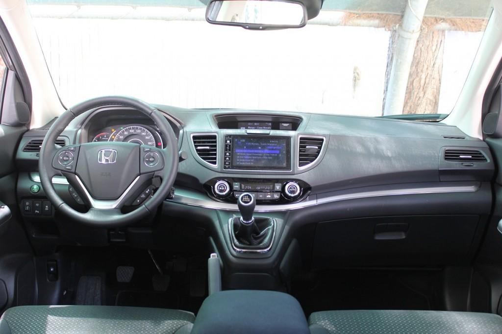 Honda CRV 160PS 5