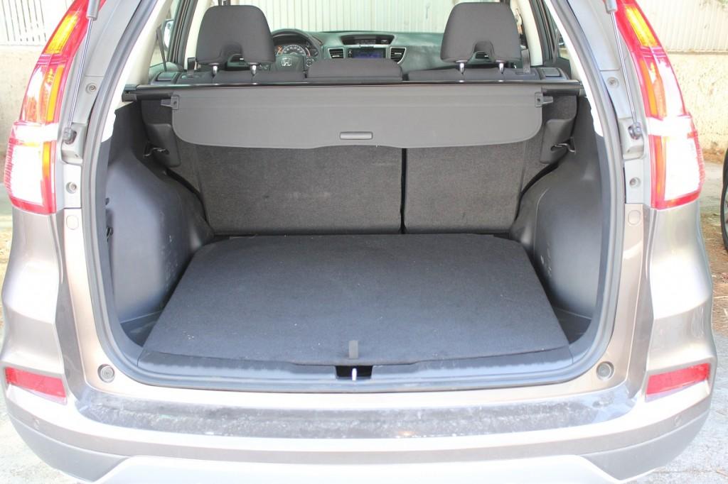 Honda CRV 160PS 6