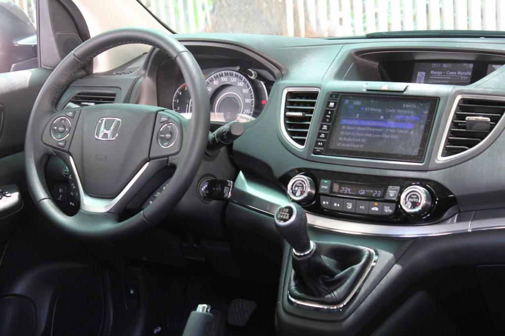 Honda CRV 160PS 7