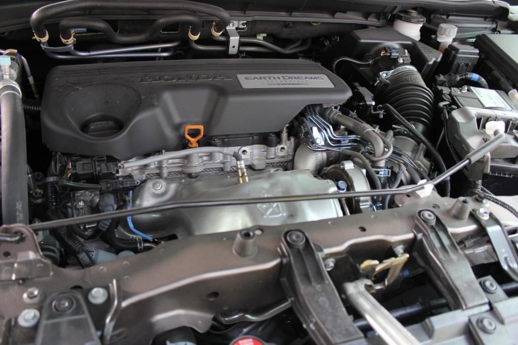 Honda CRV 160PS 8