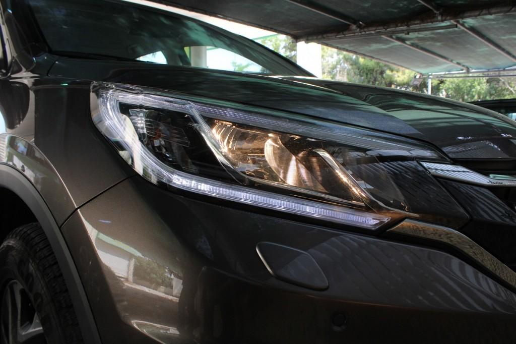 Honda CRV 160PS 9