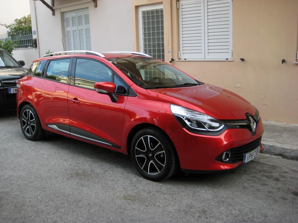 Renault Clio ST 2