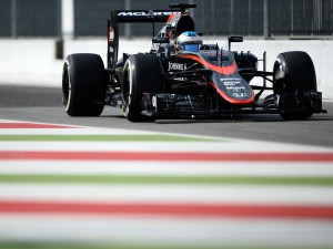 Italian Grand Prix Practice