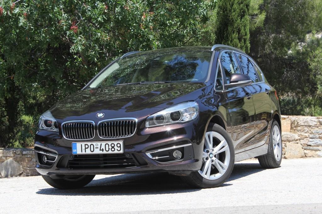 BMW 218i AT 5
