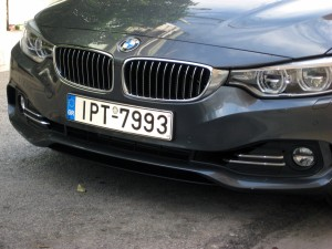BMW 428 Gran Coupe 1