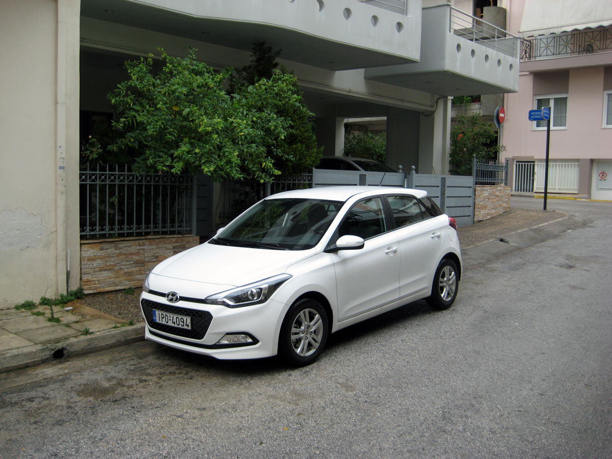 live test hyundai i20 1 1 diesel 75ps. Black Bedroom Furniture Sets. Home Design Ideas