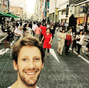 tokyo walk