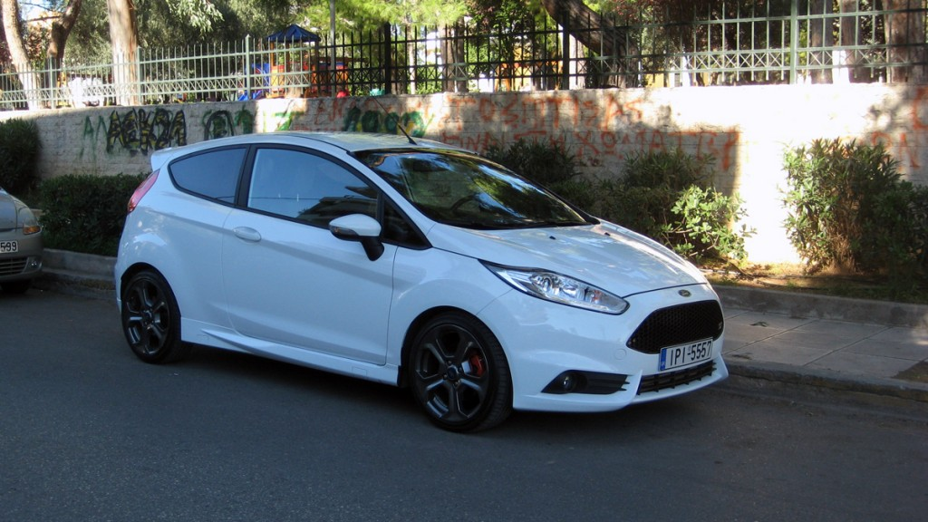 Ford Fiesta ST 1