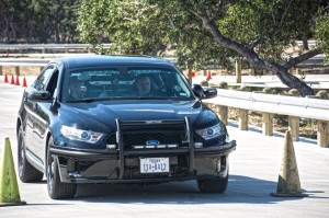 police car georgetown