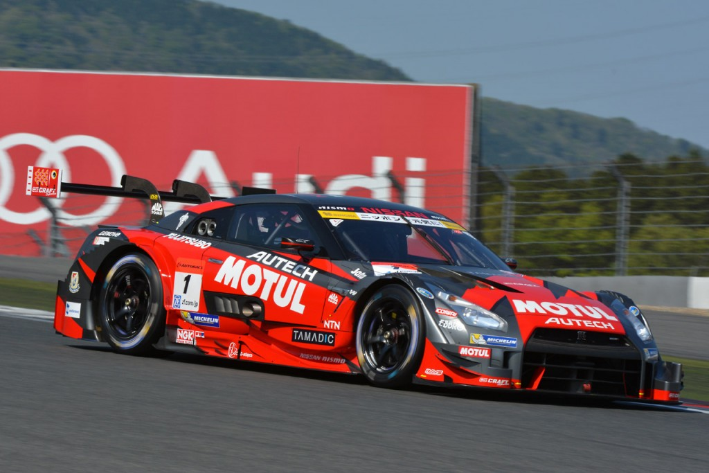 GTR GT500