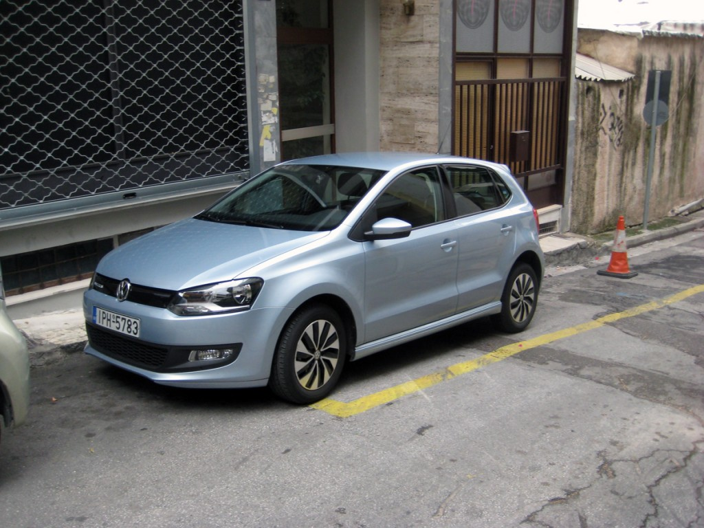 VW Polo 10 Bluemotion 1