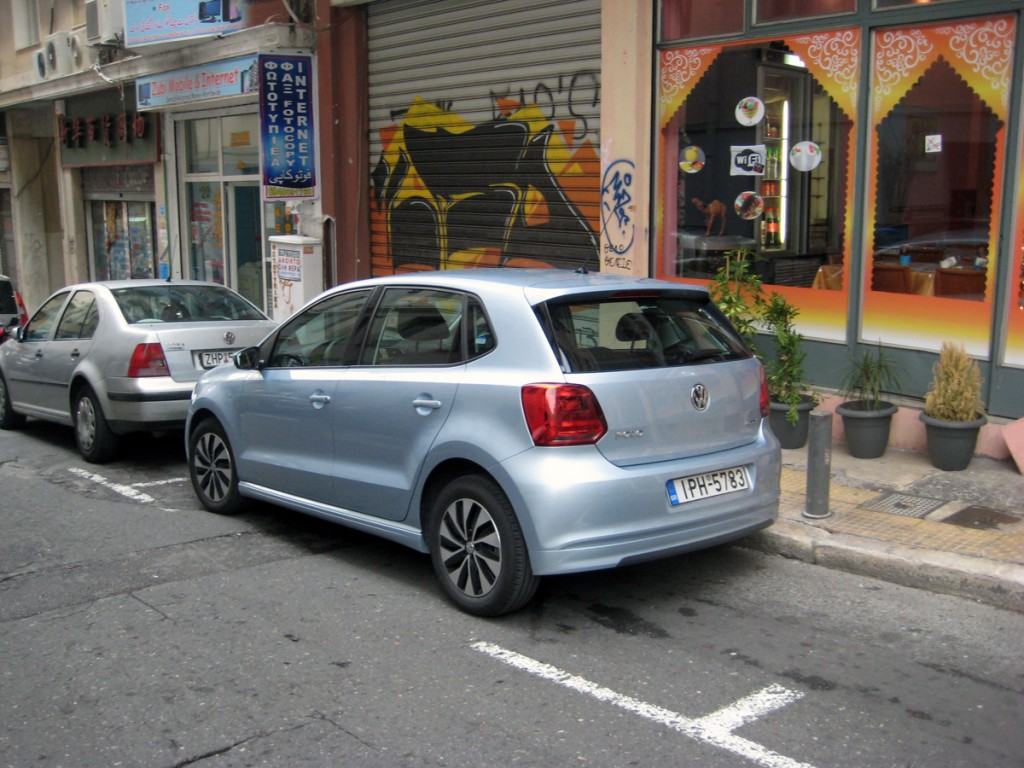 VW Polo 10 Bluemotion 2