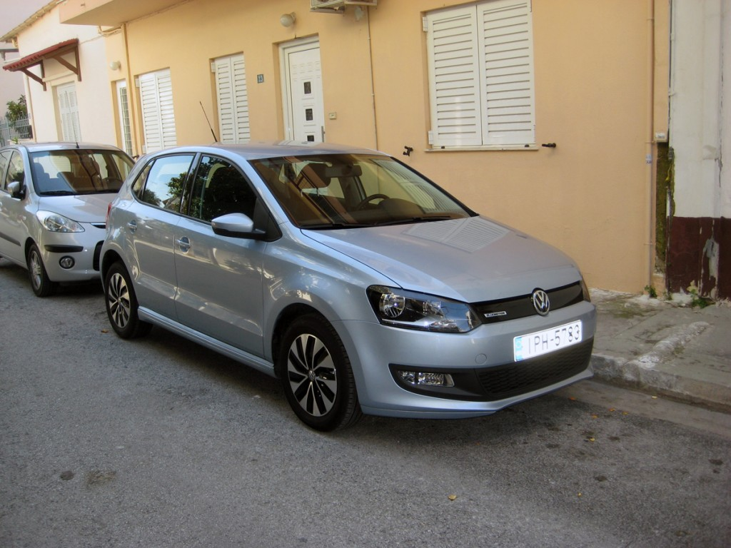 VW Polo 10 Bluemotion 3