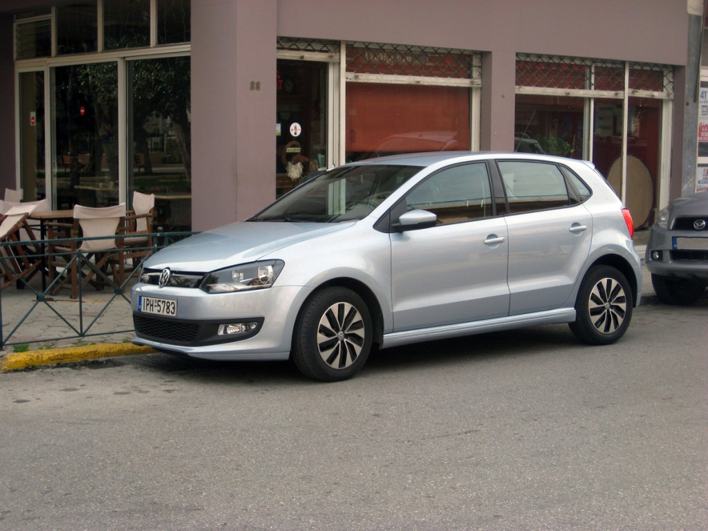 VW Polo 10 Bluemotion 6