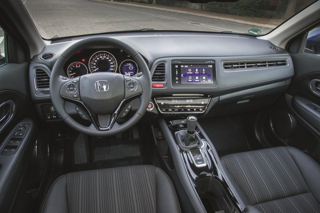 Honda HR-V Details (5)