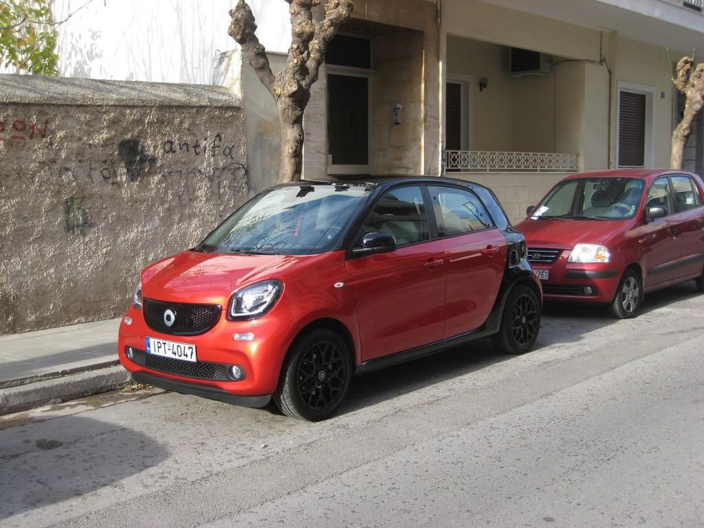 Smart FF auto 1