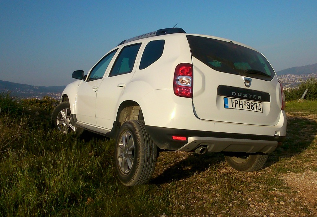 Duster DCi 10