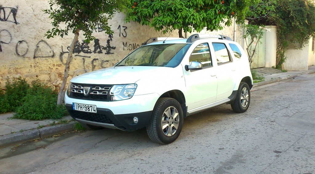 Duster DCi 4