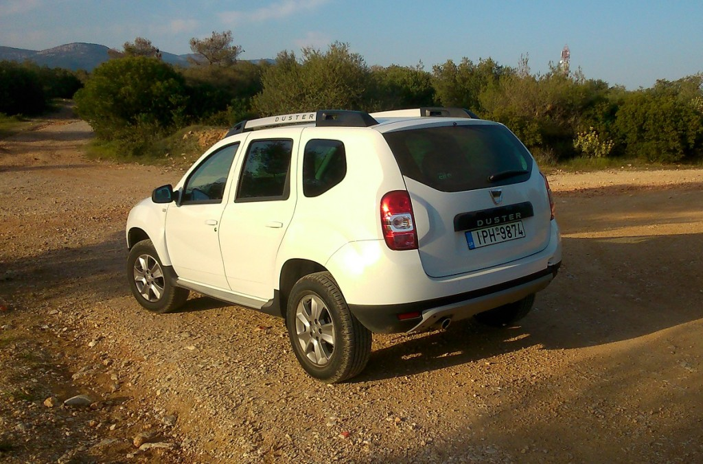 Duster DCi 8