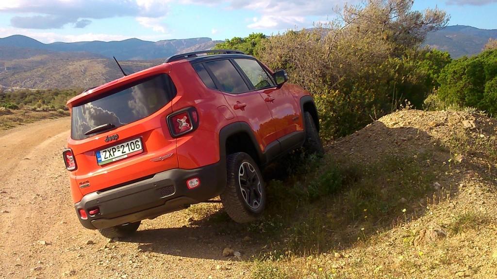 Jeep Renegade TrailHawk 2