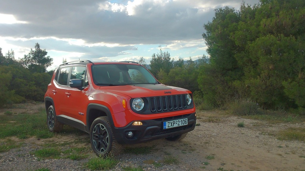 Jeep Renegade TrailHawk 9