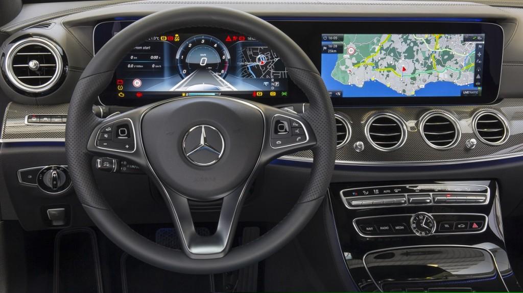 Mercedes-Benz Fahrvorstellung E-Class Lisboa 2016