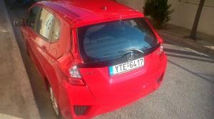 Honda Jazz CVT 1