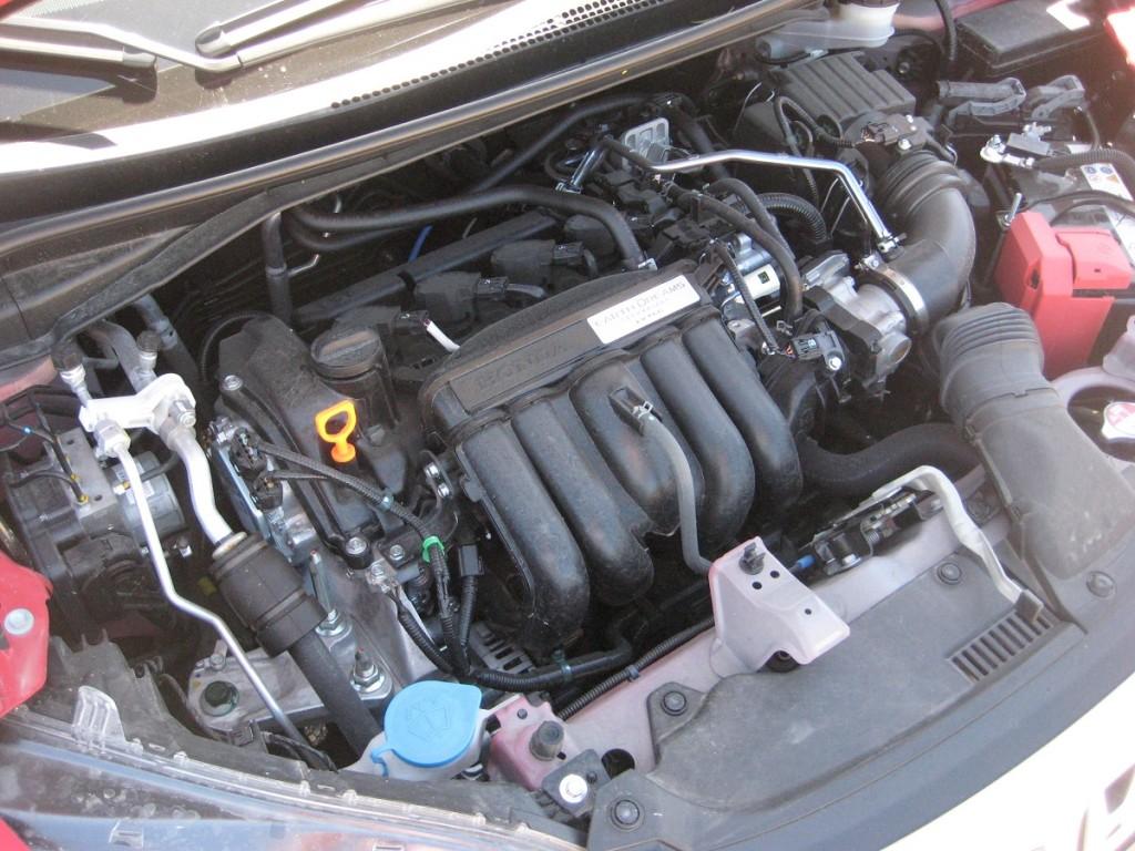 Honda Jazz CVT 10