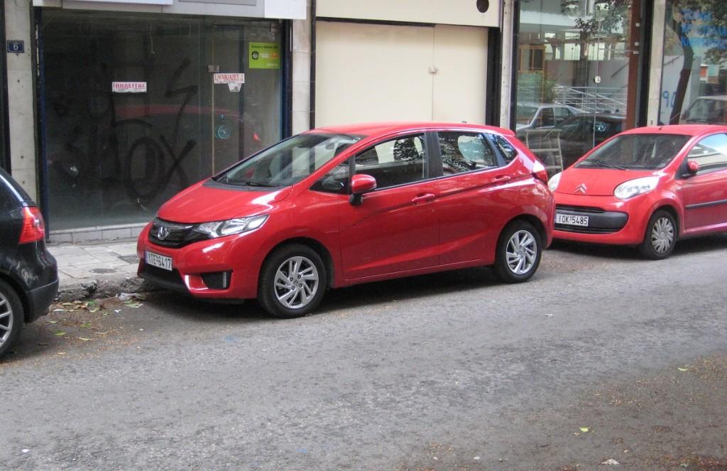 Honda Jazz CVT 12