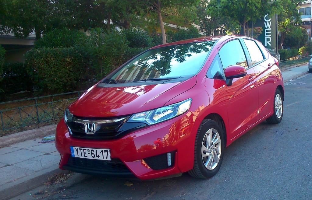 Honda Jazz CVT 3