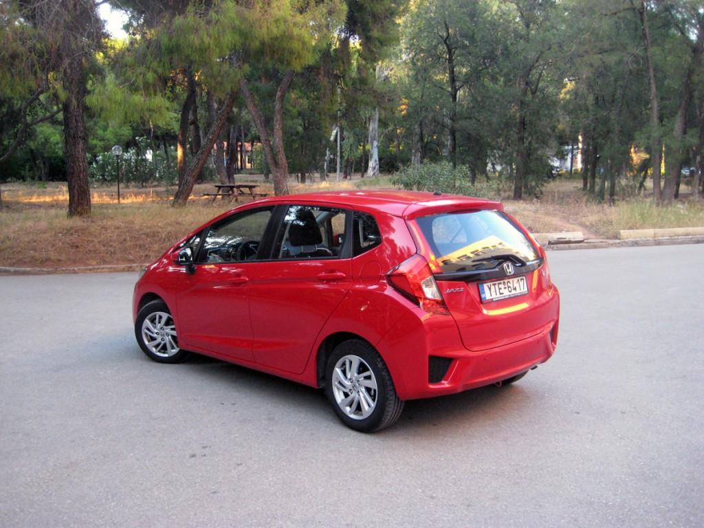 Honda Jazz CVT 4