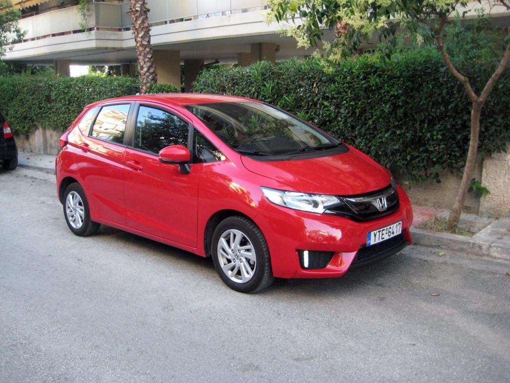 Honda Jazz CVT 5