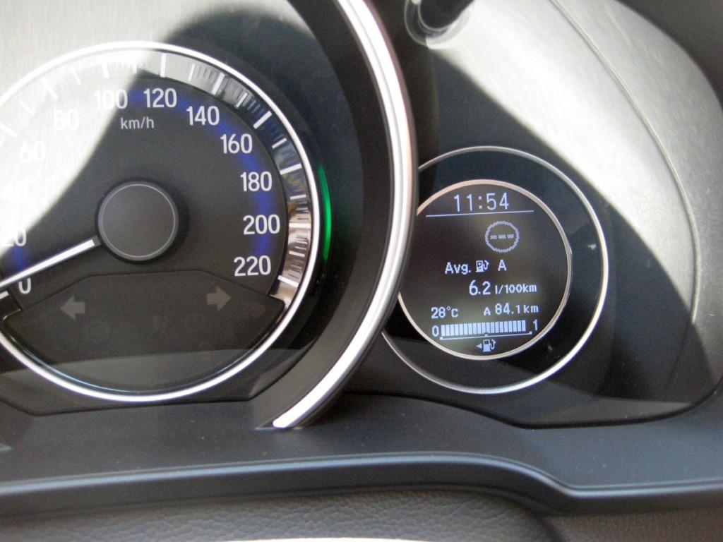 Honda Jazz CVT 6