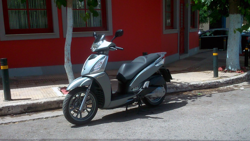 Kymco People 300 ABS 3
