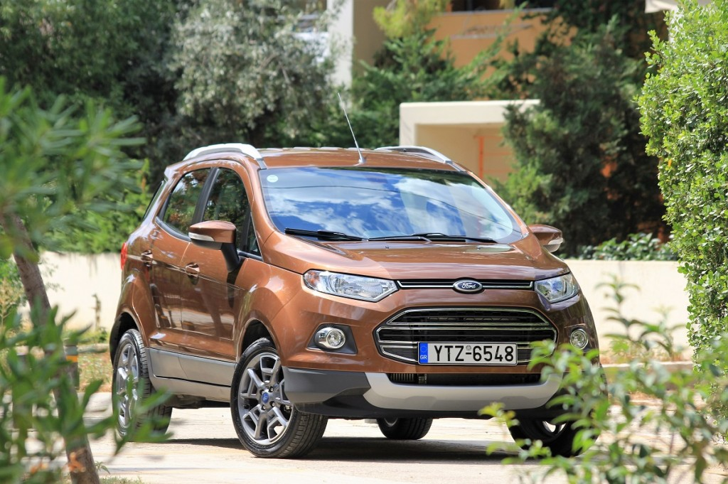 Ford Ecosport 10 140ps MTNS1