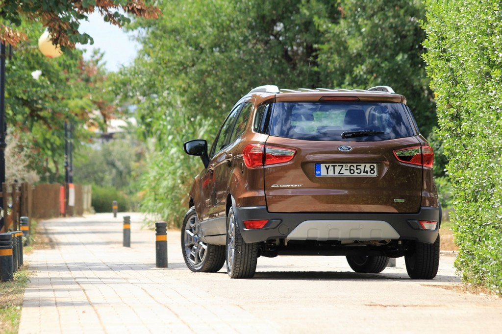 Ford Ecosport 10 140ps MTNS2