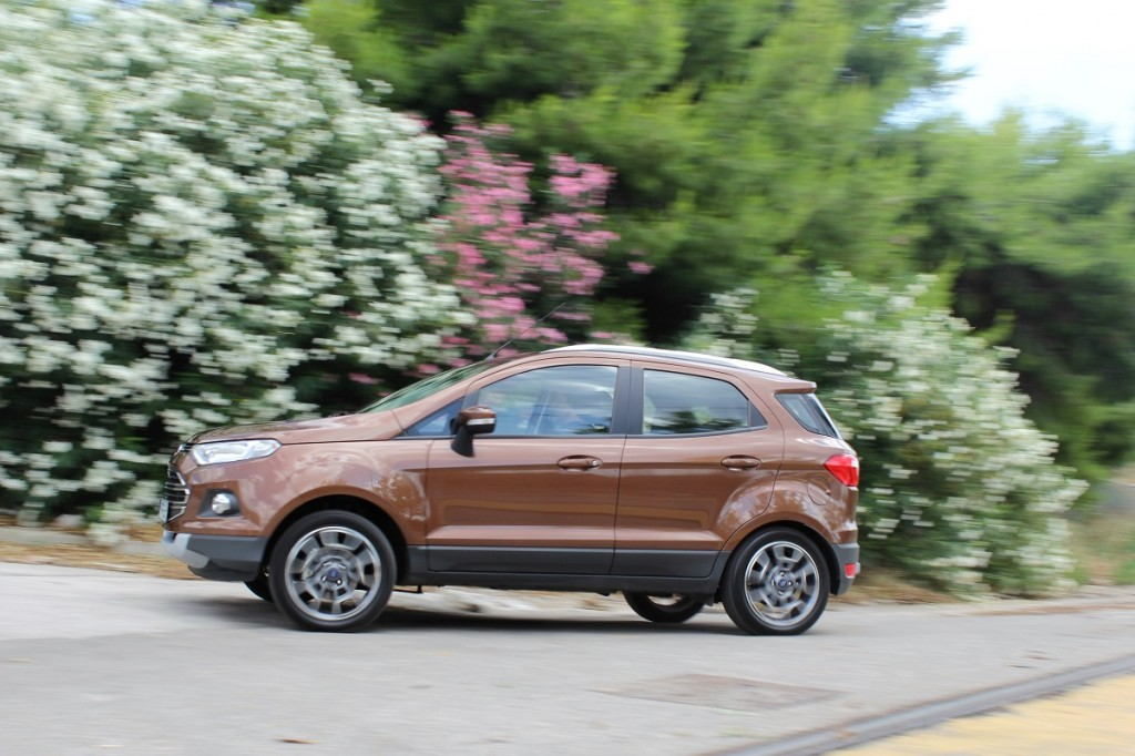 Ford Ecosport 10 140ps MTNS5