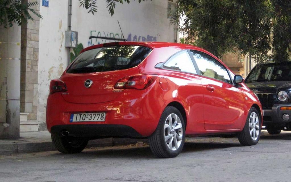 Opel Corsa 1.0 3d Sport