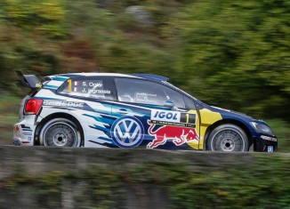 Ogier_VW Polo WRC