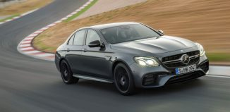 Mercedes-AMG E63 4Matic+ 2017