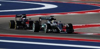 Mercedes - Hamilton Austin 2016