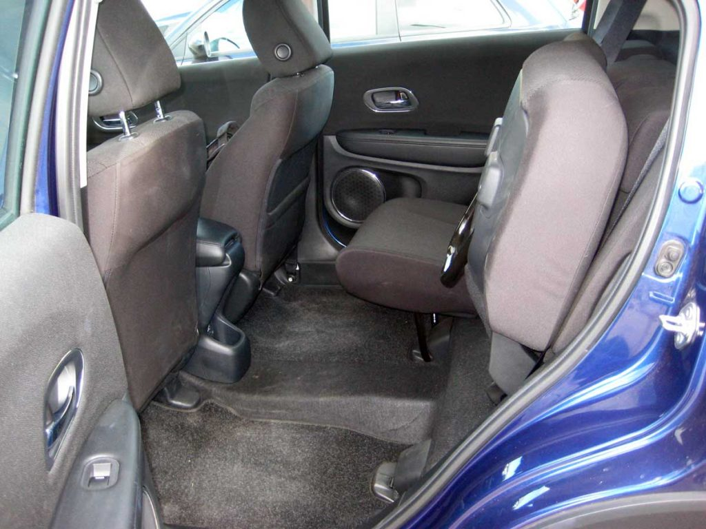 HR-V Magic Seats