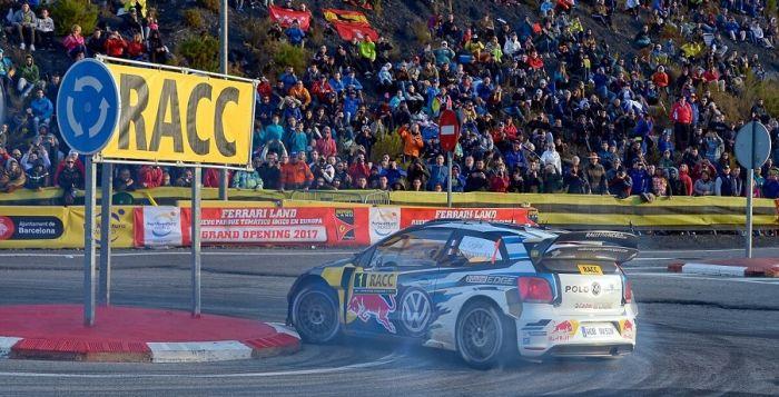 Ogier Rally Spain