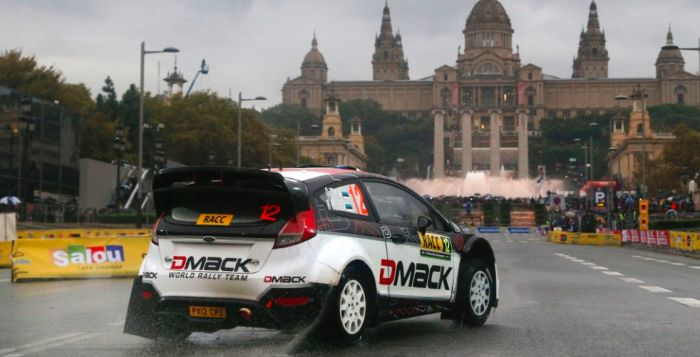 Tanak Rally Catalunya 2016